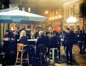 Portena Borough Market Umbrellas