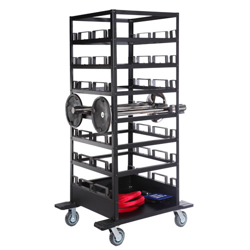 18-21 Post Storage Cart