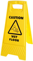 Public Sector Wet Floor