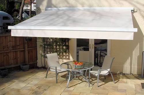 Shade-Safe Awnings