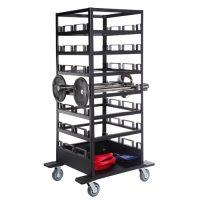 18-21 Post Storage Cart