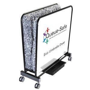 Enviro Eco umbrella dryer with logo