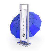 UNO wet umbrella stand and bags