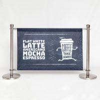 Prestige Cafe Barrier